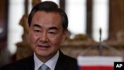 El canciller chino, Wang Yi, pretende afianzar la relación económica entre China y Venezuela.