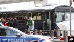 Ubijena dva pripadnika američkog Ratnog zrakoplovstva na aerodromu u Frankfurtu
