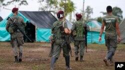 Entre los bienes incautados a ls FARC están varios apartamentos, oficinas y un terreno para el pastoreo de ganado.