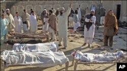 لکی مروت میں خودکش کاربم دھماکا،4 افراد ہلاک،15 زخمی