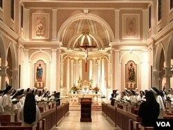Samostan Svete Cecilije sve više privlači mlade