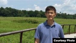 Xi Xiaoxing, ahli fisika AS keturunan China yang dituntut membocorkan teknologi rahasia ke China.