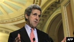 Председатель сенатского комитета по международным делам Джон Керри (архивное фото)