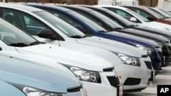 Se pronostica que la industria automotriz estadounidense registre otro mes de fuertes ventas.