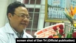 Nhà chức trách Thừa Thiên Huế xin lỗi, hủy phạt đối với bác sĩ Hoàng Công Truyện, 23/10/2017.