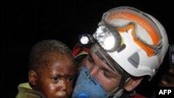 Bé gái Haiti 4 tháng tuổi sẽ được trả về cho cha mẹ
