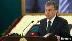 O'zbekistonning muvaqqat prezidenti Shavkat Mirziyoyev