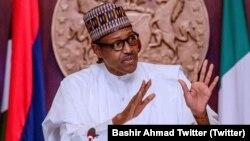 Shugaba Muhammadu Buhari