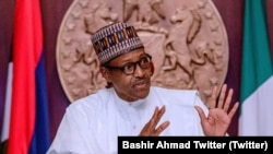 Investiture du nouveau gouvernement Buhari