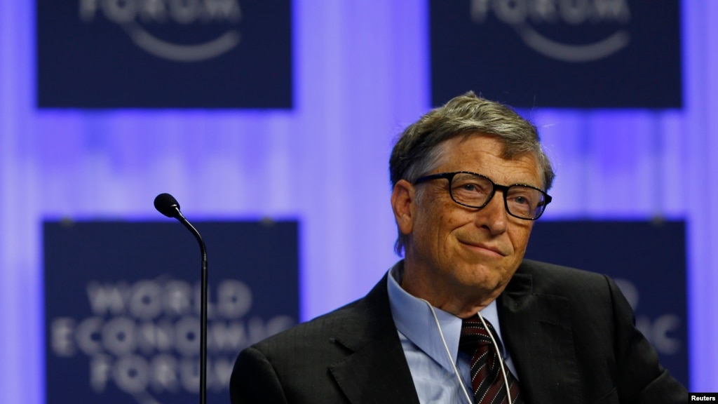 Bill Gates Forbes Bill Gates Reclaims Top of