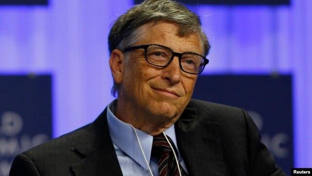 El fundador deMicrosoft, Bill Gates, habló sobre la filantropía y la tecnología.