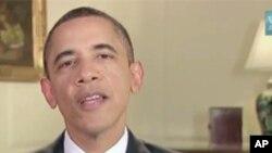 美国总统奥巴马的农历龙年新年贺词