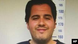 İbrahim Bakraoui'nin Gaziantep'te gözaltına alındığında çekilen fotoğrafı