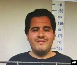 In this image made available March 24, 2016 by Haberturk newspaper, Ibrahim El Bakraoui is pictured in a July 2015 image taken by Gaziantep police.