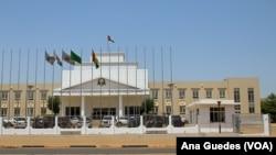 Bissau, Palácio do Governo