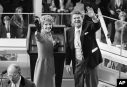 Reagan Inauguration 1981