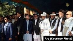 افغان صدر اشرف غني امنيتي ځواکونو ته د اختر په موقع د اوربند امر کړی دی