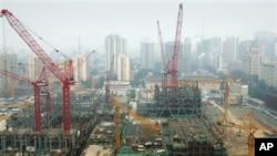 中国建设工地