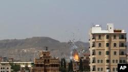 Sanaa, Yemen, le 14 septembre 2015.