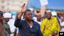 Le président Faure Gnassingbé du Togo