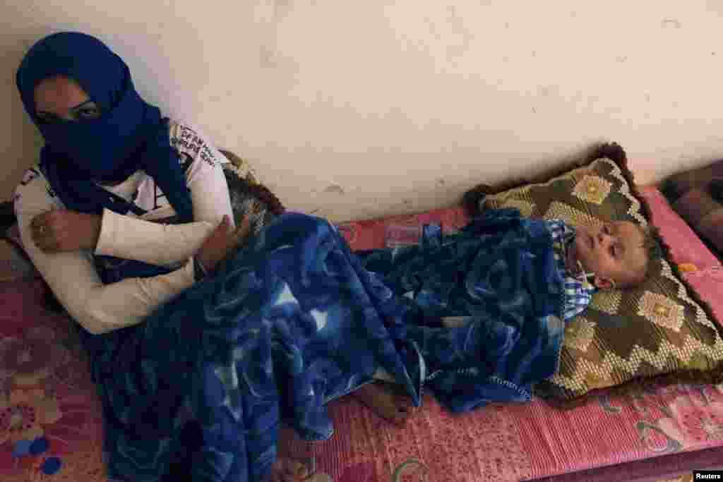 اقوام متحدہ کے تازہ اعدادو شمار کے مطابق شام میں جاری لڑائی کے باعث نقل مکانی کرنے والوں میں 10 لاکھ بچے بھی شامل ہیں۔
