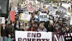 Число бедных американцев достигло 49 миллионов