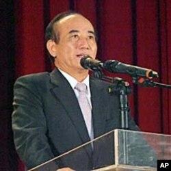 台湾立法院长 王金平
