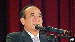 台灣立法院長王金平(資料圖片)