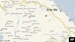 Eritrea-Ethiopia-Border