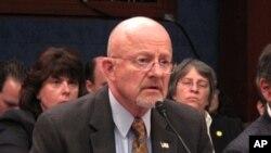 제임스 클래퍼 미 국가정보국(DNI) 국장