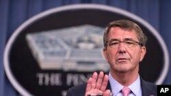El secretario de Defensa, Ash Carter, resaltó la experiencia del yihadista Sanafi al-Nasr, muerto en un bombardeo estadounidense.