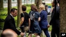 El comunicado de la campaña de Clinton no ofreció detalles adicionales, incluyendo si requirió atención médica.