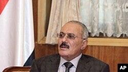 یمن : صدر صالح کی اقتدار سے رخصتی کا آغاز