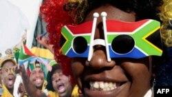 Ðây là lần đầu tiên World Cup được tổ chức ở châu Phi