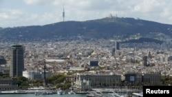 Pemandangan Barcelona, Spanyol. (Foto: Reuters)
