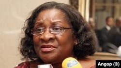Verónica Macamo, presidente do Parlamento