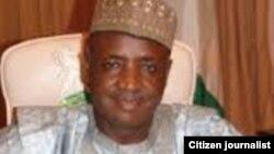 Governor Aliu Magatakardan Wamakko, gwamnan Sokoto