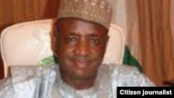 Gwamnan Sokoto Alu Magatakarda Wamako