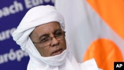 Perdana Menteri Niger Brigi Rafini (Foto: dok).