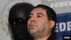 """Felipe Cabrera Sarabia es un estrecho colaborador de uno de los criminales más buscados de México, Joaquín Guzmán Loera, alias """"El Chapo""""."""