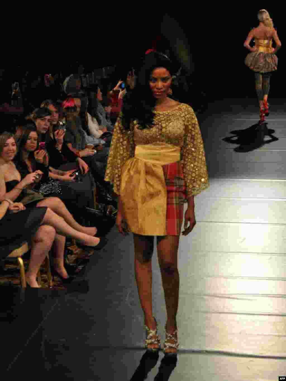 Неделя высокой моды: в фокусе Африка и Ближний Восток