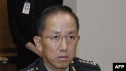 Bộ trưởng Quốc phòng Nam Triều Tiên Kim Tae Young