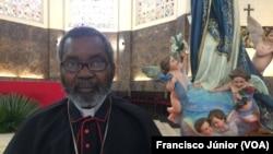 Dom Francisco Chimoio, Arcebispo da Diocese de Maputo