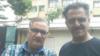 محمدحسین سپهری(راست) و جواد لعل محمدی از امضاء کنندگان بیانیه درخواست استعفای خامنهای در بین بازداشتشدگان هستند.