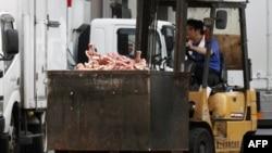 Thịt bò từ các khu vực xung quanh nhà máy điện hạt nhân Fukushima sẽ được kiểm tra sau khi thịt có chứa mức phóng xạ cesium cao được phân phối đến các cửa hàng ở nhiều nơi trong nước