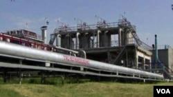 烏克蘭天然氣管道