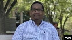 Ahmed Abdikarin Eyow (VOA Somali Service)