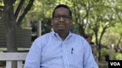 Ahmed Abdikarim Eyow (VOA Somali Service)