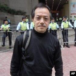香港理工大學應用社會科學系講師張超雄