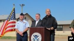 El gobierno inauguró el centro de detención Dilley en diciembre y planea expandir su capacidad para el 1 de junio.